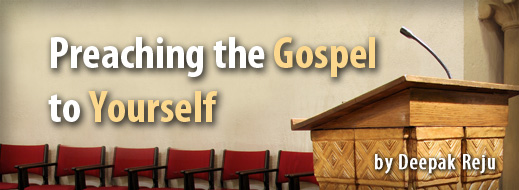 preaching the gospel to yourself biblical counseling coalition