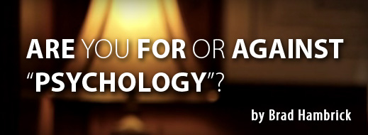 Are You For Or Against Psychology