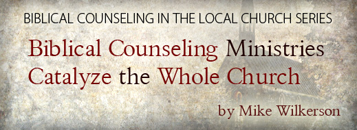Biblical Counseling in the Local Church--Part 9