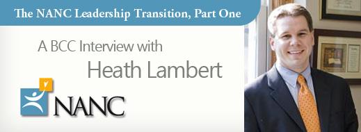 The NANC Leadership Transition Series - Lambert