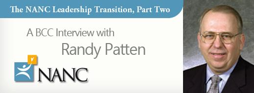 The NANC Leadership Transition Series - Patten