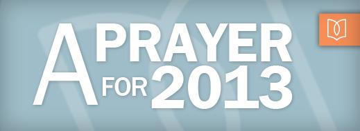 A Prayer for 2014