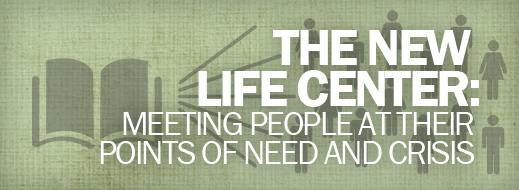 Models of Care in the Biblical Counseling World - The New Life Center
