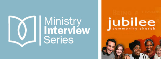 Ministry Interview Series--Jubilee Pastoral Care