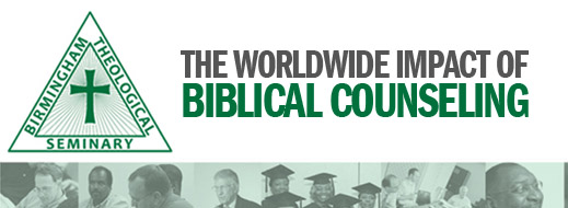 The Worldwide Impact of Biblical Counseling--An Update on Training in My Corner of the World