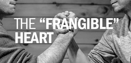 Conflict Resolution Series--The Frangible Heart