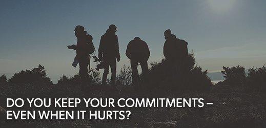 CommitmentsHurts